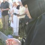 Настоятельница Свято-Успенского Тадулинского монастыря монахиня Илария (Болт)