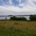 Тадулинское озеро и монастырский холм