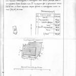 План Свято-Успенской и Александро-Невской церквей монастыря. План 1923 г