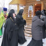 11. Престольный праздник на монастырском подворье 2013 г.