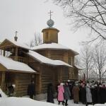 12. Престольный праздник на монастырском подворье 2013 г.