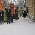13. Престольный праздник на монастырском подворье 2013 г.