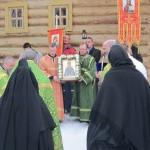 14. Престольный праздник на монастырском подворье 2013 г.