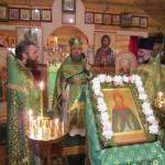 15. Престольный праздник на монастырском подворье 2013 г.