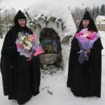 19. Престольный праздник на монастырском подворье 2013 г.