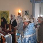 2. Престольный праздник в интернате 06. 11 2012