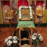 3. Престольный праздник на монастырском подворье 2013 г.
