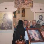 4. Престольный праздник в интернате 06. 11 2012