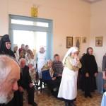 5. Престольный праздник в интернате 06. 11 2012
