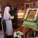 5. Престольный праздник на монастырском подворье 2013 г.