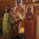 6. Престольный праздник на монастырском подворье 2013 г.