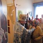 7. Престольный праздник в интернате 06. 11 2012