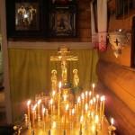 7. Престольный праздник на монастырском подворье 2013 г.