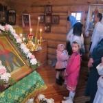 9. Престольный праздник на монастырском подворье 2013 г.