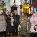 По местам святого Константина Жданова: Глубокое-Шарковщина