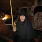 6. новопостриженная монахиня Игнатия