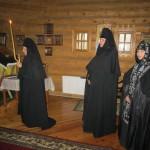 7. настоятельница монахиня Илария и схимонахиня Иеремиила