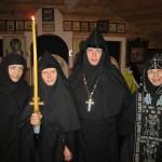 8.  сестры Свято-Успенской обители