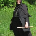 1. настоятельница монастыря монахиня Илария