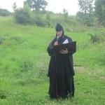 11. монахиня Илария читает свои стихи