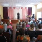 16. приветственное слово в Яновичской школе