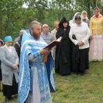 23. Крестный ход после праздничной Литургии