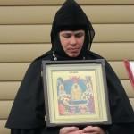 24 а. Крестный ход после праздничной Литургии