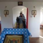 7. праздничное всенощное бдение. Служит иерей Александр Голубев