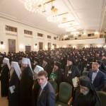 Съезд игуменов и игумений РПЦ 8-9 октября 2014 г (8)