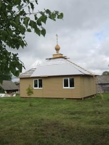 часовня на монастырском холме