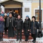 14. Представители Витебской епархии