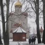 15. Храм Царственных мучеников, всех новомучеников и исповедников г. Могилева
