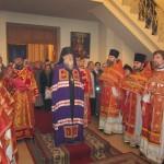 20. Торжественное праздничное богослужение архиерейским чином, 8 февраля