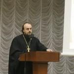 3. Кандидат богословия протоиерей Георгий Соколов