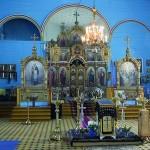 17-Интерьер Свято-Успенского храма в Шарковщине. Фото 2011 года