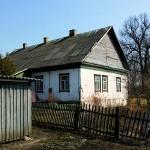 9-Шарковщина. Дом, в котором жил иерей Константин Жданов