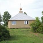 4. Успенская часовня на монастырском холме