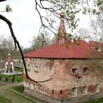 Брест. Свято-Рождество-Богородицкий женский монастырь, который располагается на месте старого Симеоновского монастыря