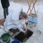 Крещенские морозы в Слободе (2)