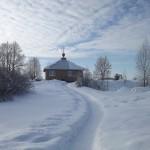 Крещенские морозы в Слободе (8)