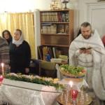 Праздничная служба на Преображение Господне. Ночная литургия (10)