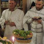 Праздничная служба на Преображение Господне. Ночная литургия (11)