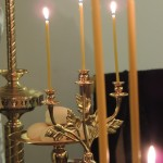 Праздничная служба на Преображение Господне. Ночная литургия (2)