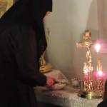 Праздничная служба на Преображение Господне. Ночная литургия (3)