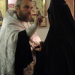 Праздничная служба на Преображение Господне. Ночная литургия (5)