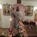 Праздничная служба на Преображение Господне. Ночная литургия (8)