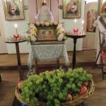 Праздничная служба на Преображение Господне. Ночная литургия (9)