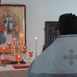 Крещение Господне, 2017 г (10). Праздничная Божественная литургия.