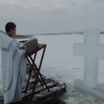 Крещение Господне, 2017 г (4). Освящение вод на Вымнянском озере.