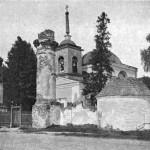 Струнь, Кресто-Воздвиженская церковь